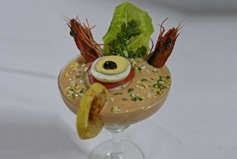 Gastronomy Allamanda Restaurant