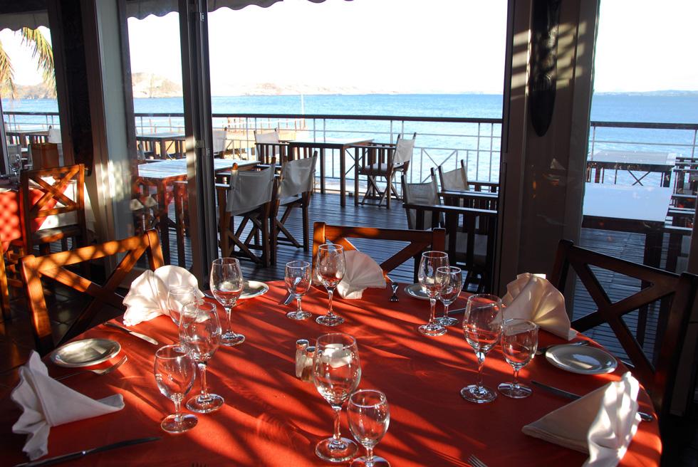 Melville Tables, Allamanda Hotel